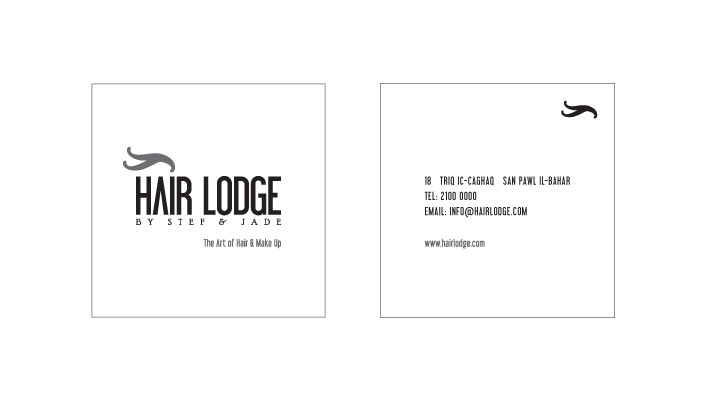 Design of Business Card