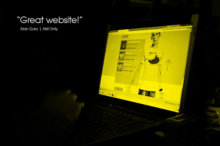 Creation of Website